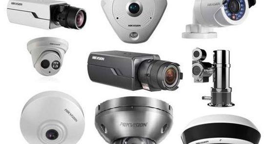 أفضل شركات كاميرات المراقبة