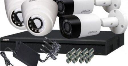 افضل انواع كاميرات المراقبة واسعارها في مصر