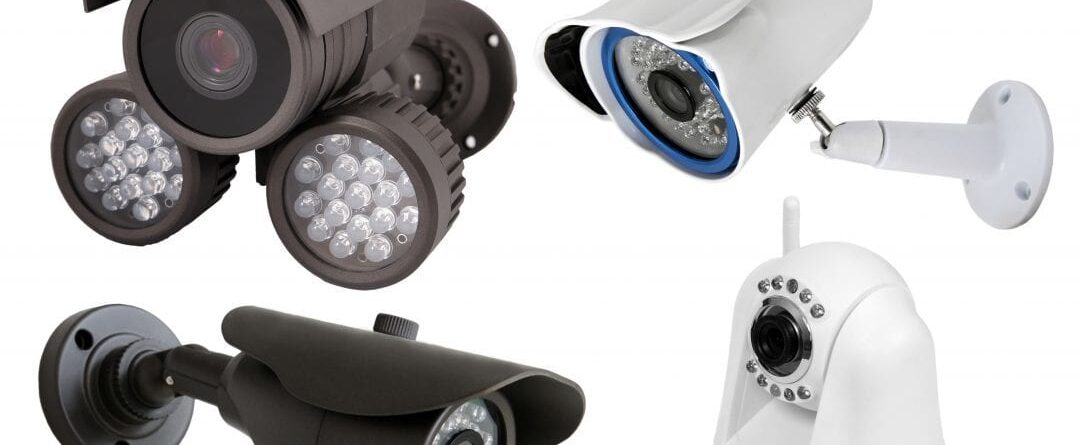 شركات توريد وتركيب كاميرات مراقبة