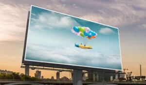 أفضل شركة توريد شاشات عرض اعلانات الشوارع