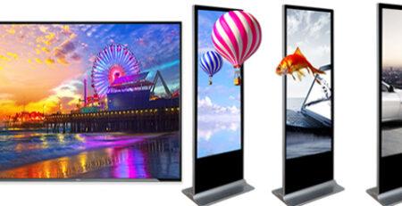 اسعار شاشات عرض الكترونية 1