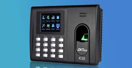 سعر جهاز البصمة ZKTeco