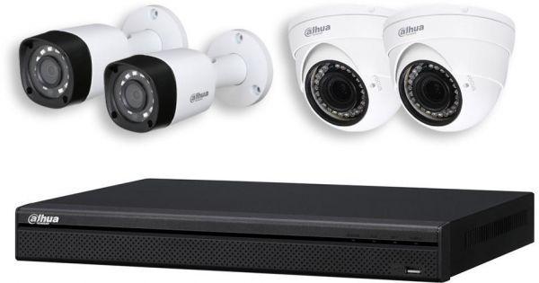 اسعار كاميرات مراقبة 2 ميجا