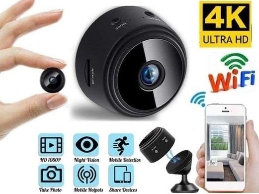 كاميرات مراقبة مخفية واي فاي