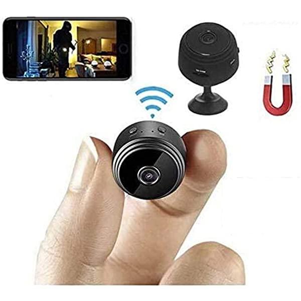 كاميرا مراقبة صغيرة بحجم العين