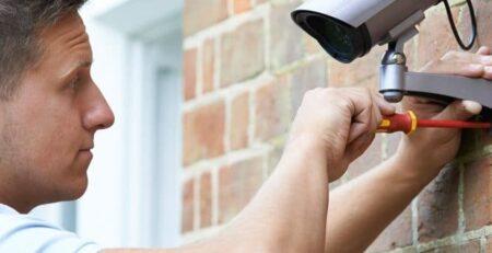 كيف اعرف أن كاميرات المراقبة تعمل