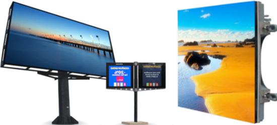 شركة تركيب شاشة عرض ليد سكرين